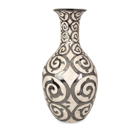 IMAX Worldwide Home - Benigna Tall Oversized Floor Vase - 89684