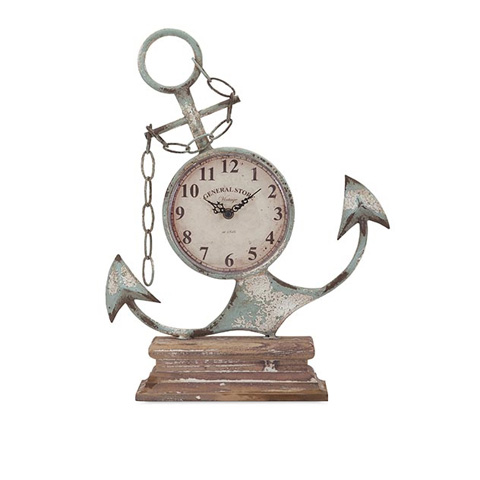 Image of Anchor Clock
