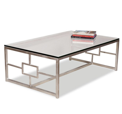 Interlude Home - Vetra Cocktail Table - 115044