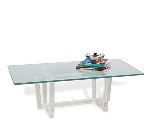 Interlude Home - Oris Cocktail Table - 118010