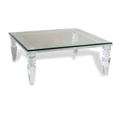 Image of Savannah Square Cocktail Table