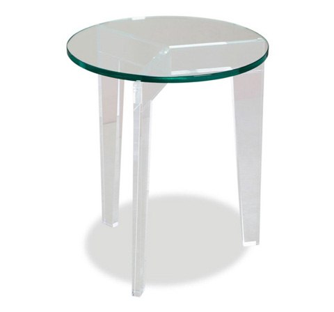 Interlude Home - Olivia Side Table - 129046