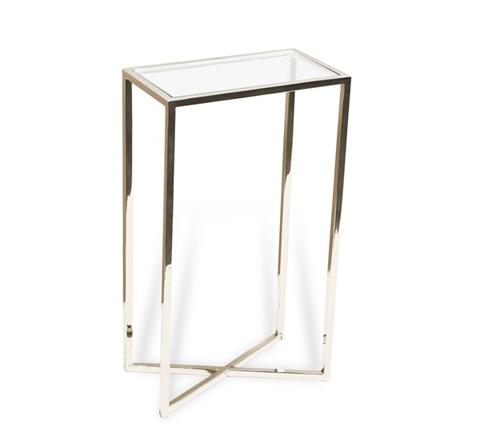 Interlude Home - Zander Rectangular Drink Table - 129074