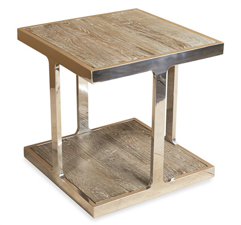 Image of Soto Square Side Table