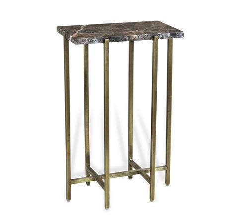 Interlude Home - Lara Rectangular Drink Table - 155085
