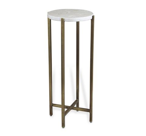 Interlude Home - Zahara Circular Drink Table - 155087