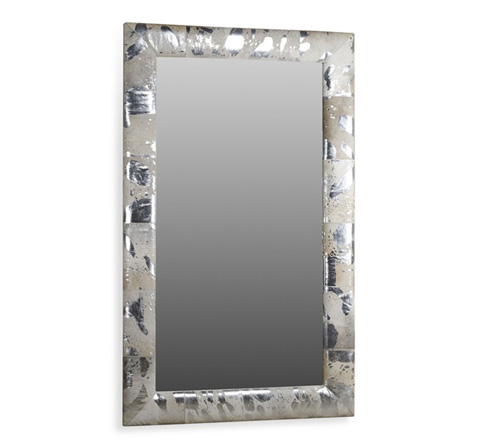 Interlude Home - Aldo Metallic Hide Mirror - 325031