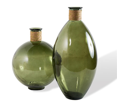Image of Terra Wrapped Vases