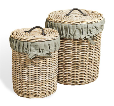 Image of Anglais Round Baskets