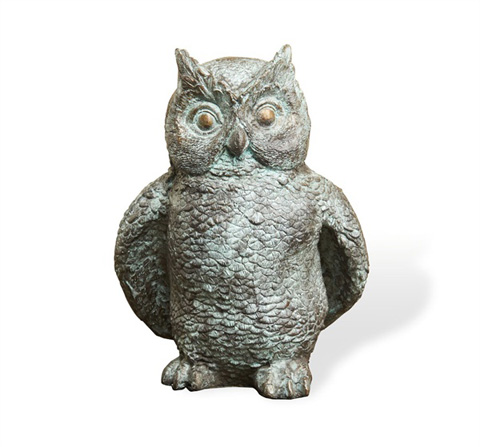 Image of Darrow Owl Sculpture