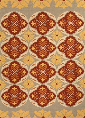 Jaipur Rugs - Barcelona Indoor/Outdoor 8x10 Rug - BA46