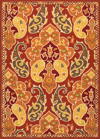 Jaipur Rugs - Barcelona Indoor/Outdoor 8x10 Rug - BA60