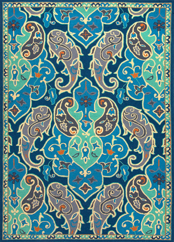 Jaipur Rugs - Barcelona Indoor/Outdoor 8x10 Rug - BA61