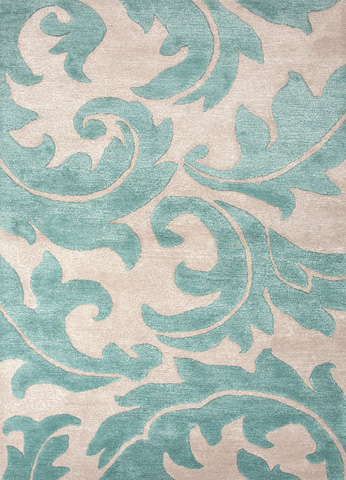 Image of Blue 8x10 Rug