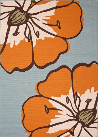 Jaipur Rugs - Bloom Indoor/Outdoor 8x10 Rug - BLO05