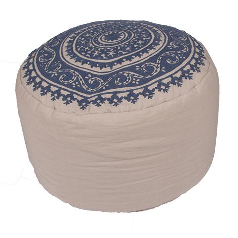 Jaipur Rugs - Inspired Pouf - JAI14