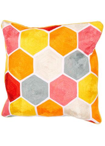 Jaipur Rugs - En Casa Throw Pillow - LSC09
