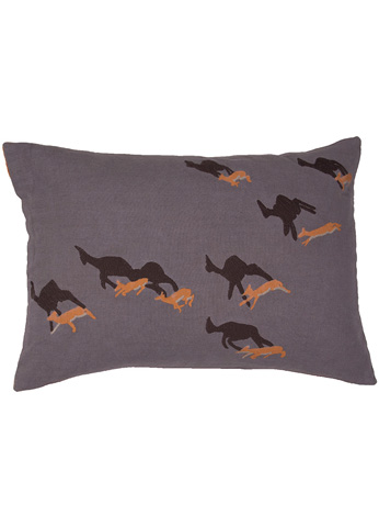 Jaipur Rugs - National Geographic Throw Pillow - NGP10