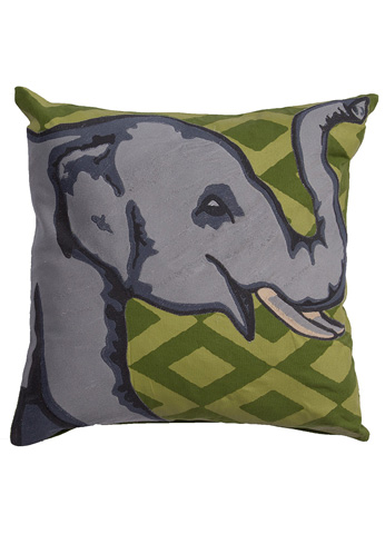 Jaipur Rugs - National Geographic Throw Pillow - NGP31