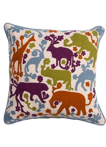 Jaipur Rugs - National Geographic Throw Pillow - NGP35