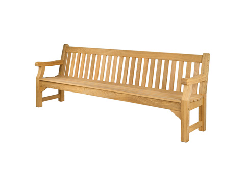 Jensen Leisure Furniture - Royal Park 8' Bench - 133