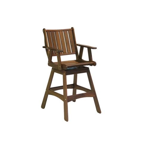 Jensen Leisure Furniture - Integra Swivel Hi Dining Chair - 6281