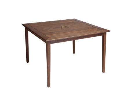 Jensen Leisure Furniture - Opal Square Dining Table - 6400