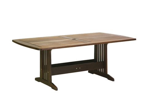 Jensen Leisure Furniture - Belmont Table - 6486