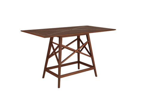 Image of Opal Counter Height Rectangular Table