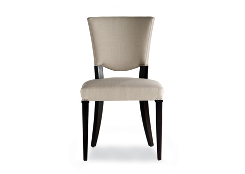 Jessica Charles - Hayes Armless Dining Chair - 1101