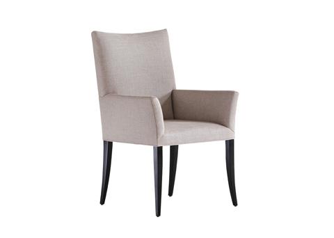 Jessica Charles - Amalfi Arm Dining Chair - 1118