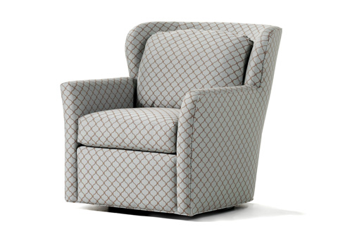 Jessica Charles - Taurus Swivel Chair - 153-S