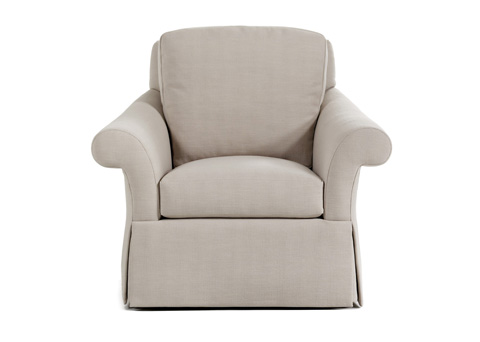 Jessica Charles - Copley Swivel Chair - 155-S
