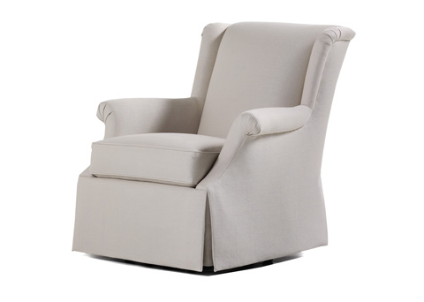 Jessica Charles - Flair Swivel Rocker - 189-SR