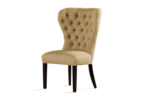 Image of Garbo Tufted Dining Chair