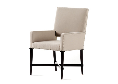 Jessica Charles - Ellie Arm Dining Chair - 1954-A