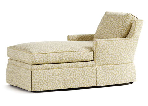 Jessica Charles - Kate Skirted Chaise - 334