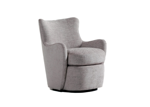 Jessica Charles - Bobby Swivel Chair - 5207-S