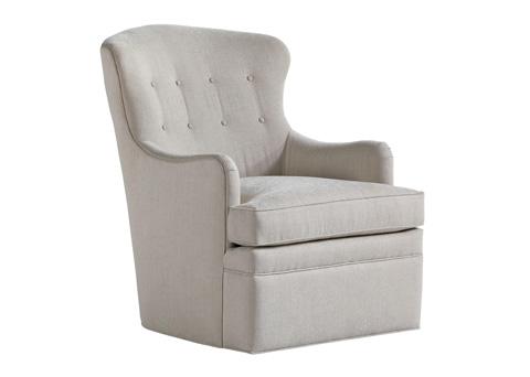 Jessica Charles - Meredith Swivel Chair - 5274-S