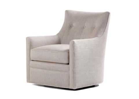 Jessica Charles - Madison Swivel Chair - 5278-S
