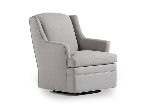 Jessica Charles - Cagney Tight Back Swivel Chair - 5298-S