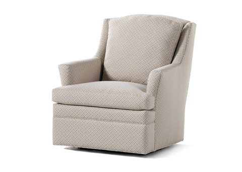 Jessica Charles - Cagney Swivel Chair - 5498-S