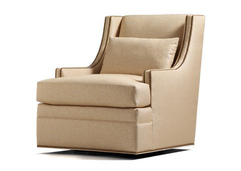 Jessica Charles - Collin Swivel Chair - 5615-S