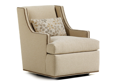 Image of Crosby Swivel Chair