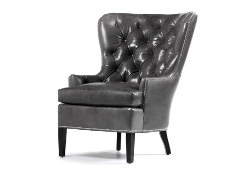 Jessica Charles - Chilton Tufted Chair - 629