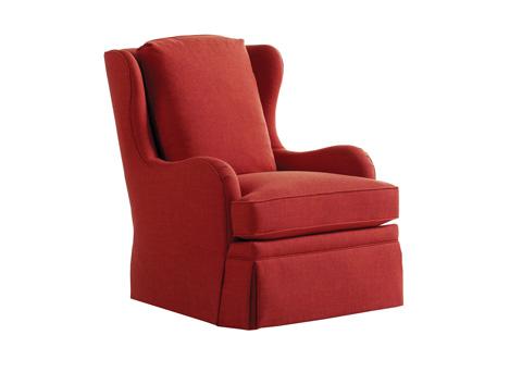 Jessica Charles - Jessup Swivel Chair - 685-SR