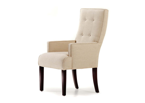 Jessica Charles - Baye Dining Arm Chair - 908