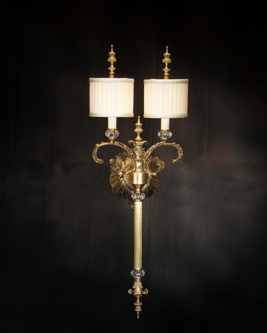 Image of Two Light Sconce
