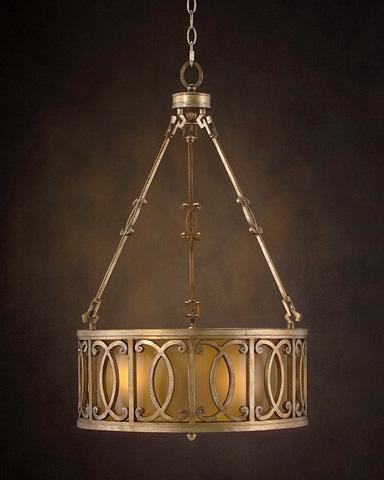 John Richard Collection - Three Light Pendant - AJC-8658