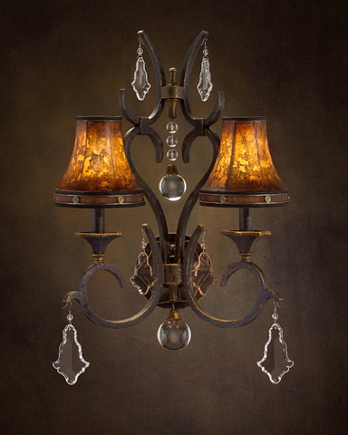 John Richard Collection - Two Light Sconce - AJC-8691